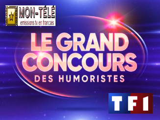 Le Grand Concours des Humoristes replay streaming